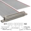 Rectangular Cable Assemblies -- M1GXK-5036J-ND -Image