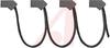 Cord; 24 in.; 45 deg; 2; C45; UL Listed, CSA Certified; Blunt Cut -- 70103655