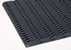 Fluid-Flo with Ribs Modular Belt -- HabasitLINK® FF620 WR -Image