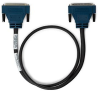 DB37M-DB37F-EP, 37-Pin Shielded Cable - 4 AI, 4 AO, 10 DIO -- 193737-01 - Image