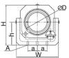 Two-Tilt Achromatic Fourier Transform -Image