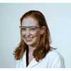 11735-00000-20 - 3M Refine, Women's Safety Eyewear, Clear Anti-Fog Lens, Teal Frames -- GO-86473-07 -- View Larger Image