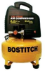 BOSTITCH 2 Peak HP 6 Gallon Pancake Compressor -- Model# CAP2060P