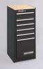Side Cabinet,15-3/4 x 18 x 35-1/4,Black -- 16W861