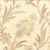Floral Vine Jacquard Fabric -- R-Tangiers -- View Larger Image