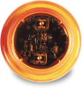 Grote 47123-3 Clearance/Marker LED Light, 10 Series, 2.5
