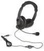 Gear Head AU3700MM Universal Multimedia Headset - Built-in F -- AU3700S