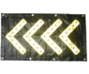 Roll Up Arrow Boards Chevron Stripe -- TA6894