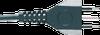 3 PIN ITALIAN STYLE FLAT PLUG - Image