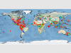 Global Lightning Dataset GLD360