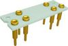 Relay Sockets, Solder Dip/6 Pin -- SMT1A-6P-BL66