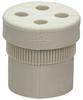Sealing insert M25 PFLITSCH UNI Dicht UFE 54pm4x5 -Image