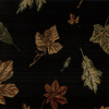 Fall Leaf Pattern Tapestry Fabric -- R-Seneca -- View Larger Image