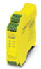 Emergency stop relay - PSR-SPP- 24DC/SSM/2X1 - 2981570 -- 2981570