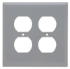 Standard Wall Plate -- SPJ82-GRY - Image