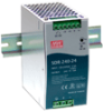 240 Watt Industrial DIN Rail Power Supply -- SDR-240 Series - Image