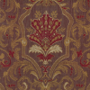 Coronation Frame Chenille Fabric -- R-Linden -- View Larger Image
