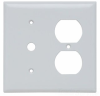 Standard Wall Plate -- SP128-W - Image