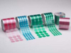 Powder Peel Green Discs, Squares and Rectangles - PC-SH SERIES -- PC04500