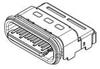 USB Connectors -- DX07WH24JA3R1200 - Image