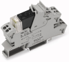 Relay with 1 changeover contact and status indicator; Nominal input voltage Un DC 12 V -- 788-353