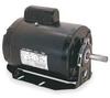 Evap Cooler Motor,1 HP,1725/1140,230,56Z -- 6FJF4