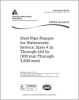AWWA C207-18 (Print + PDF) Steel Pipe Flanges for Waterworks Service—Sizes 4 In. Through 144 In. (100 mm Through 3,600 mm) -- 43207-2018-SET