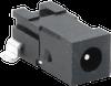 0.65 mm Center Pin Dc Power Connectors -- PJ-031H-SMT-TR - Image