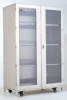 304 Stainless Steel Locking Cabinet -- 9600-21 - Image