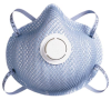 Moldex 2-Strap Respirators - Particulate respirator, no valve > SIZE - S > STYLE - 12/Bx/Cs > UOM - 20/bx -- 2201N95