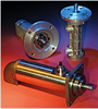 Screw Pumps -- PU Series with Axial Inlet Flange