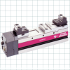 High-Precision Compact Vises -- CS Series Hydraulic - Image