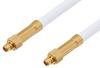 MMCX Plug to MMCX Plug Cable 72 Inch Length Using RG188 Coax, RoHS -- PE34885LF-72 -Image