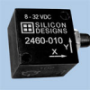 Triaxial Analog Accelerometer Module -- 2460-025