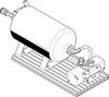 DPA-40-16-CRVZS5 Pressure booster -- 552931