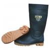 Black PVC Boots (1 Pair) -- PB22 - Image
