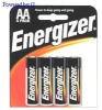 Non-Rechargeable Battery AA Alkaline -- 03980001132-1 - Image