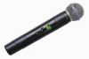 UHF Wireless Handheld Transmitter with Beta 58 Cardioid Microphone -- ULX2/BETA58