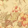 Bouquet Floral Jacquard Fabric -- R-Springtime -- View Larger Image