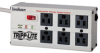 6-Outlet Isobar Surge Protector with 6-ft Cord and All-Metal Housing -- ISOBAR6ULTRA