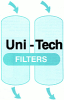 Uni-Tech Water Filter System -- 1014