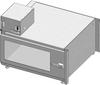 Desiccator Cabinet -- CAP19S-SST-1DR-SGL-18Wx10Hx18D-3B - Image