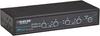 4-Port Desktop KVM Switch DVI-D with Emulated USB Keyboard/Mouse -- KV9614A - Image