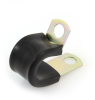 "Umpco Inc S732-5B8G8 1/2"" Fully Cushioned Metal Clamp, 1/2 inch wide -- 25208 -- View Larger Image"