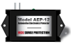 Automotive Electronics Surge Protection -- AEP-12, 12V DC AUTOMOTIVE ELECTRONIC surge protector - Image