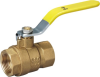 Ball Valves: Brass Ball Valves (Full Port)