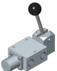 Lever Operated Spring Return Spool Valves, 1600 Series -Image