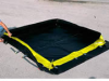 UltraTech 179 Gallon Collapsible Wall Containment Berm -- UTI-8405