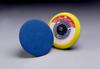 3M(TM) Stikit(TM) Disc Pad 82658, Blue, 3 1/2 in x 1/2 in 5/16-24 External, 1 per inner, 10 per case -- 051144-82658
