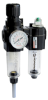Combination Filter/Regulators and Lubricators (FRL) -- BL74-405G